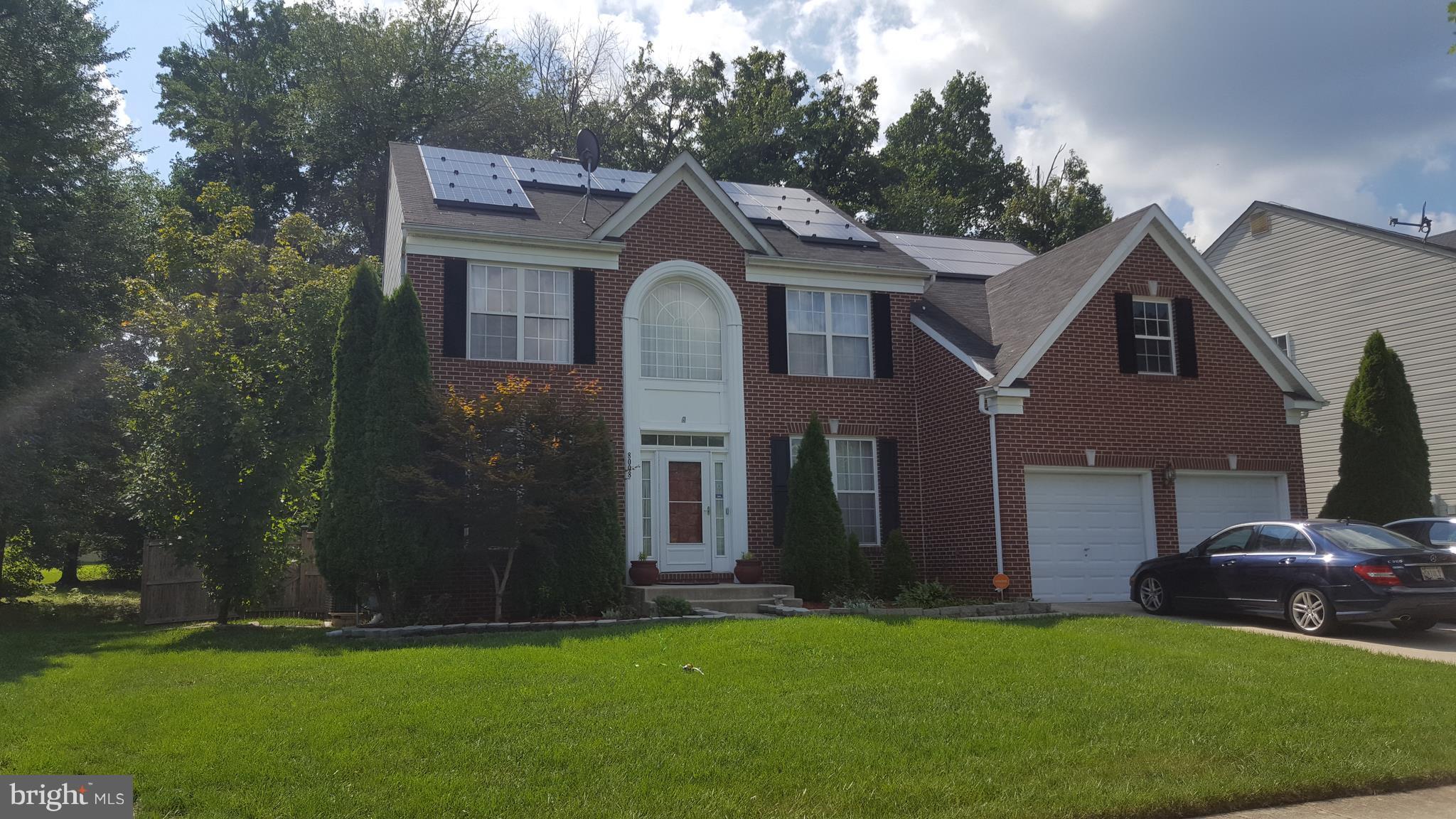 8008 ALLOWAY LANE, BELTSVILLE, MD 20705