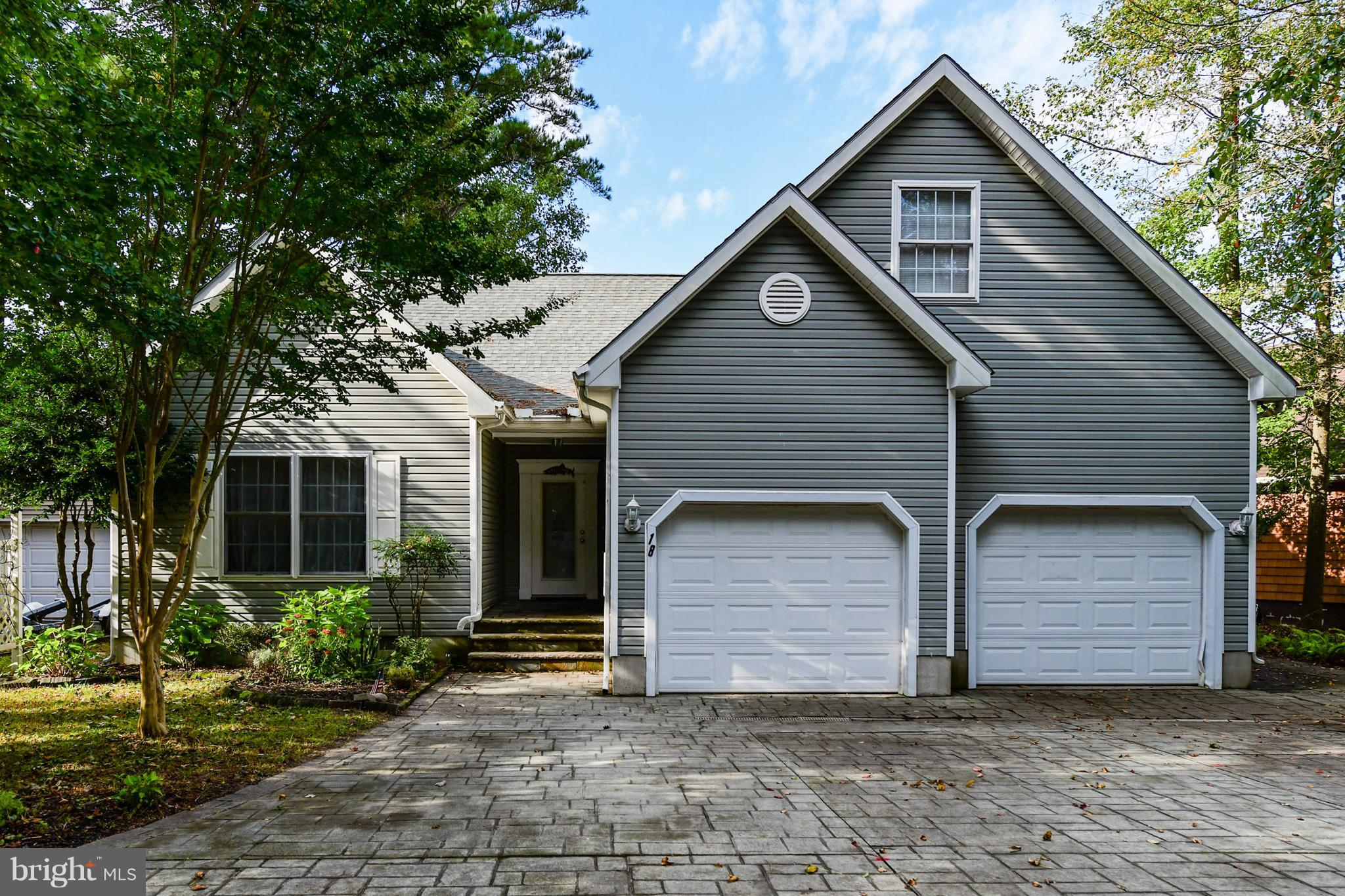 18 SEABREEZE ROAD, OCEAN PINES, MD 21811