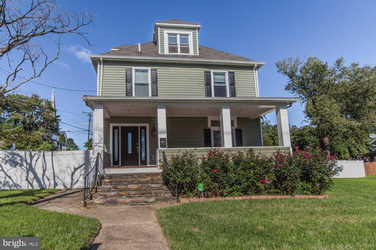 4000 NORTHERN PARKWAY, BALTIMORE, MD 21206