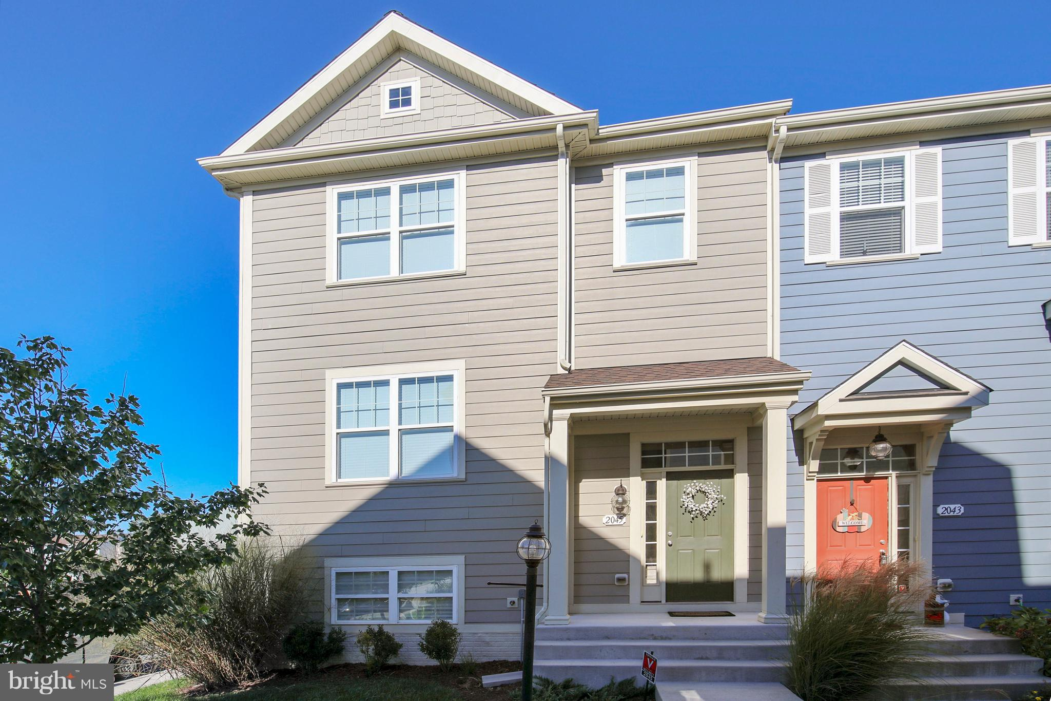 2045 CASE ROAD, BALTIMORE, MD 21222