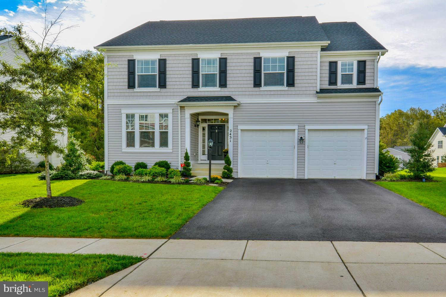 2431 MACALLISTER LANE, Gambrills, MD 21054