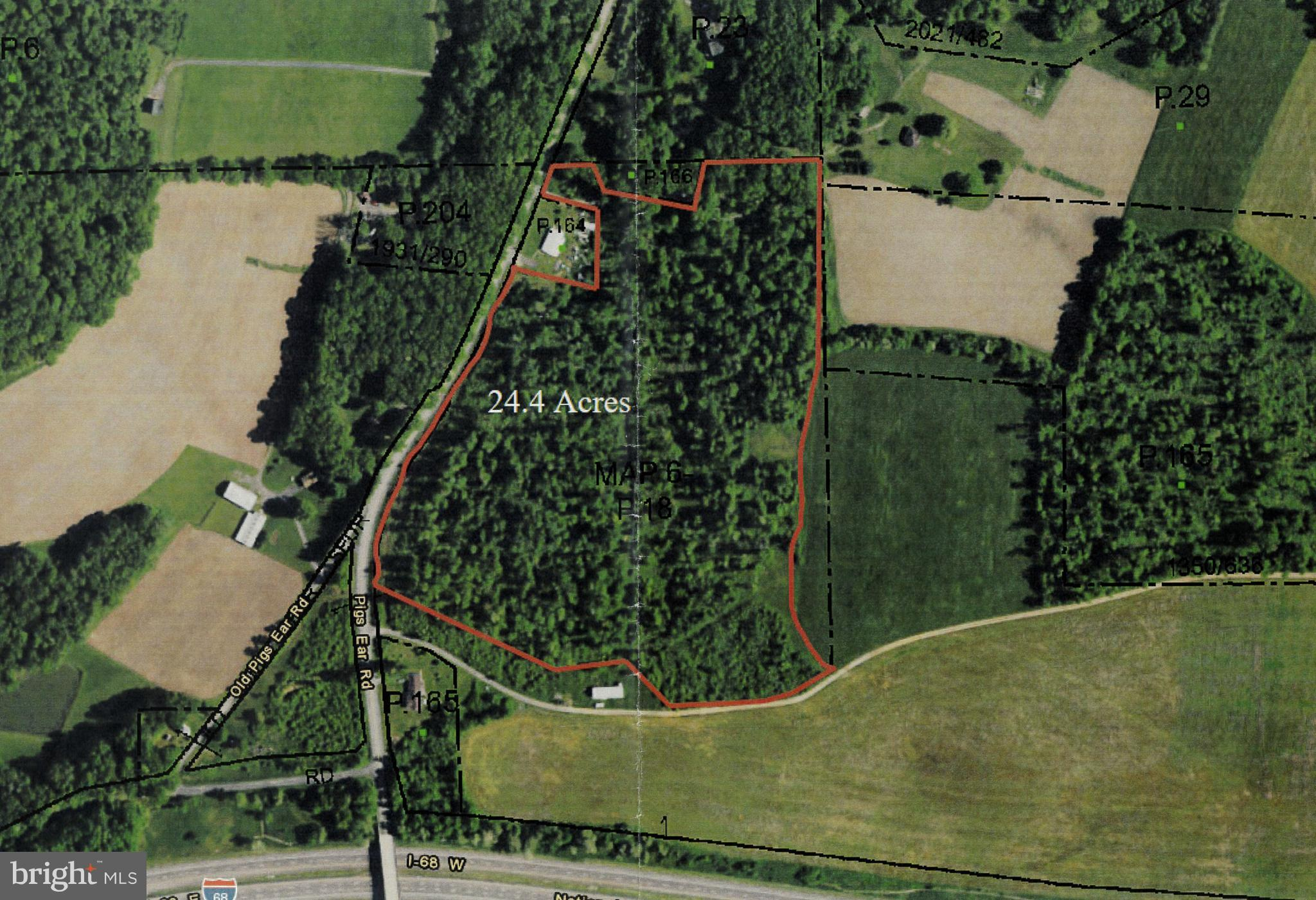 Northern Garrett County Lot & Land for Sale | Railey Realty