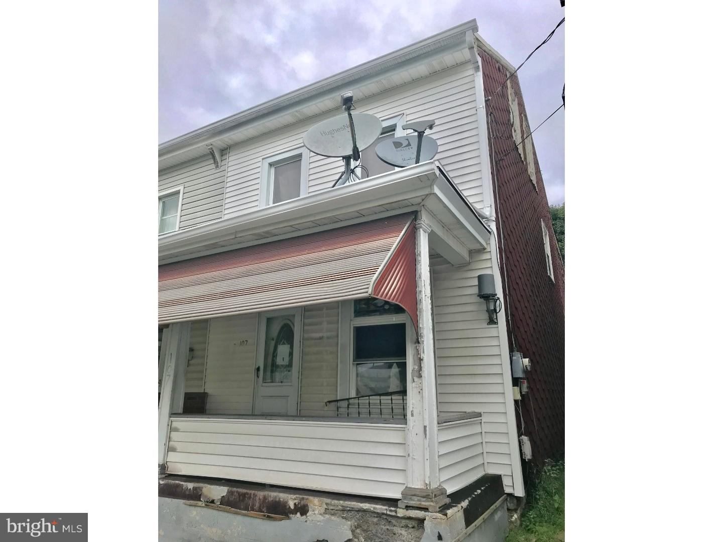 107 S MILL STREET, SAINT CLAIR, PA 17970