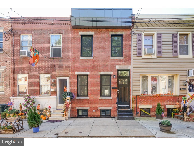 1134 Gerritt Street Philadelphia, PA 19147