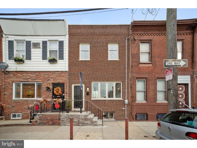 1733 S 19TH Street Philadelphia, PA 19145