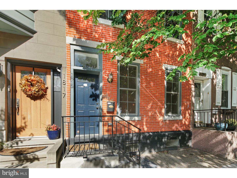 1815 Christian Street Philadelphia, PA 19146