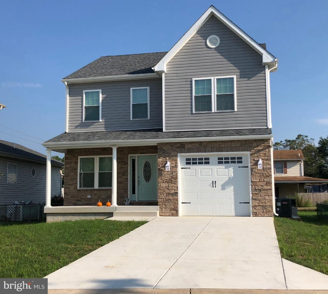 2612 N MARINE AVE, SPARROWS POINT, MD 21219