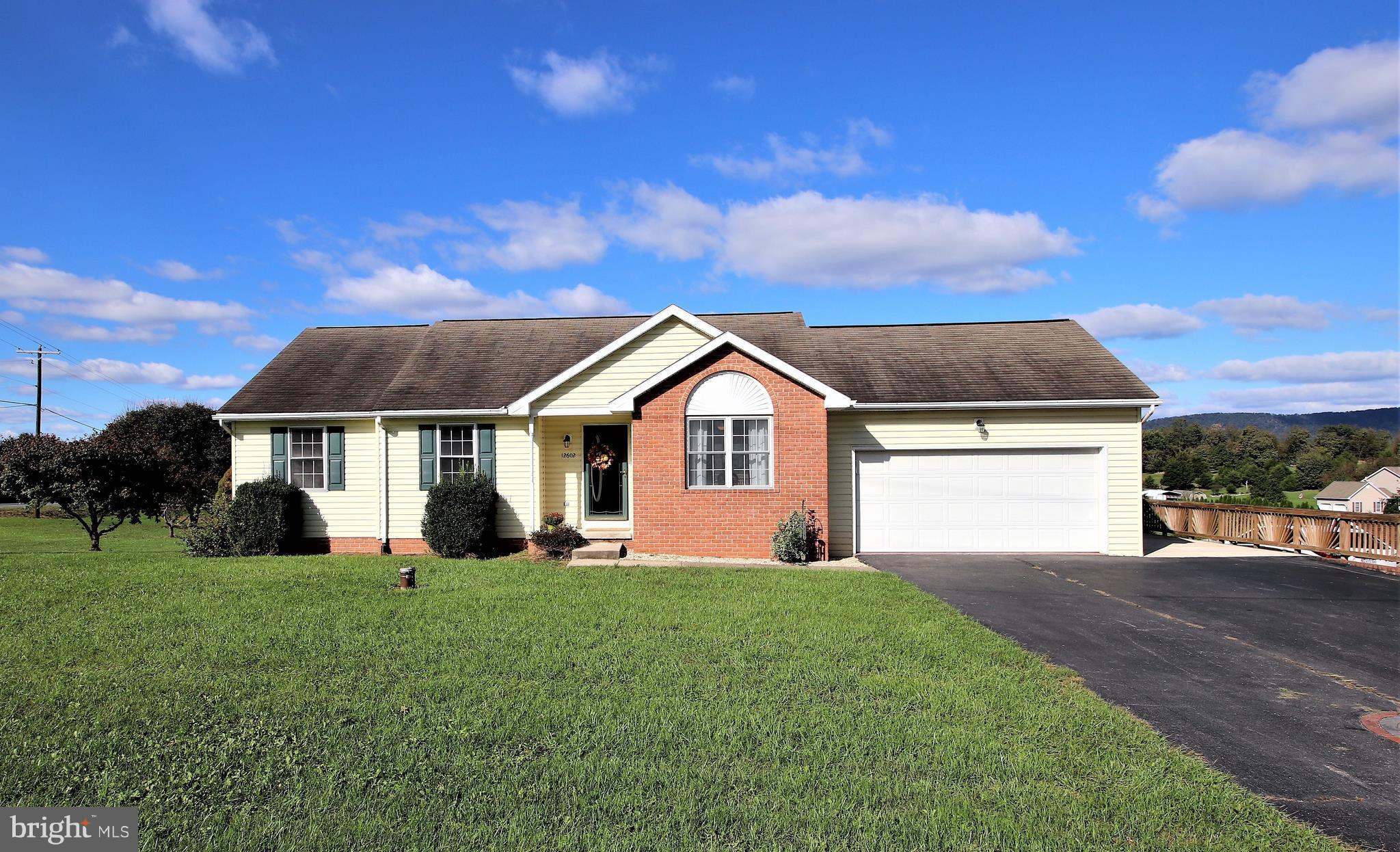 12602 KNEPPER ROAD, CLEAR SPRING, MD 21722