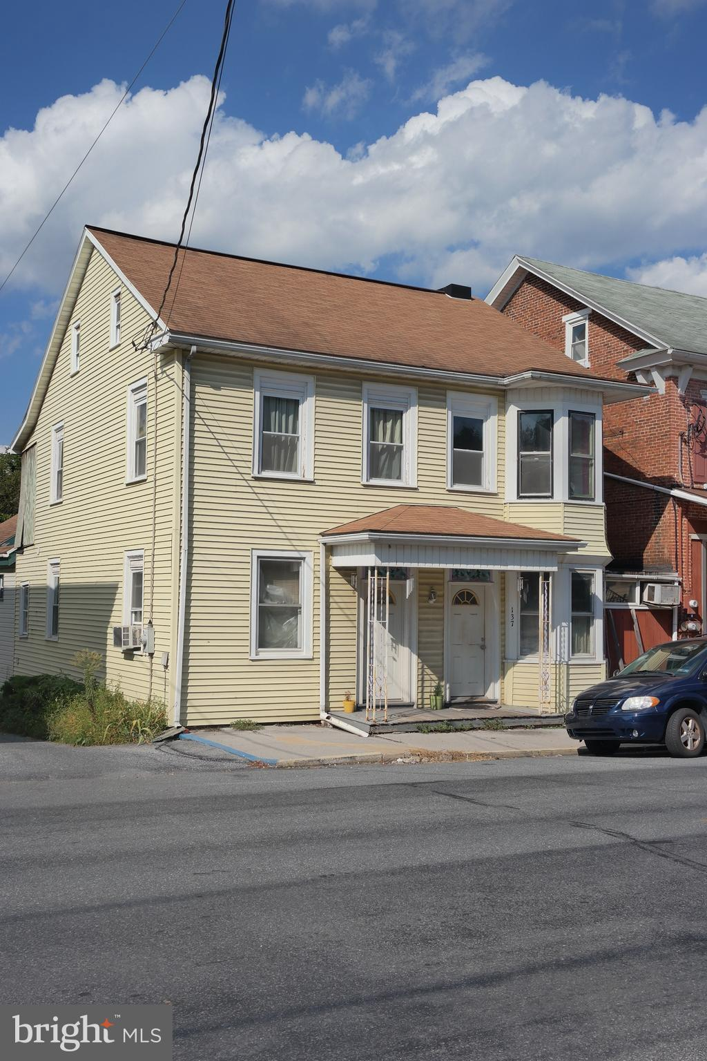 137 E MAIN STREET, FREDERICKSBURG, PA 17026