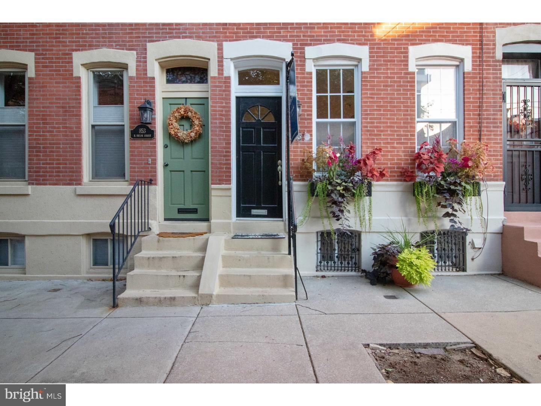 851 N Taylor Street Philadelphia, PA 19130