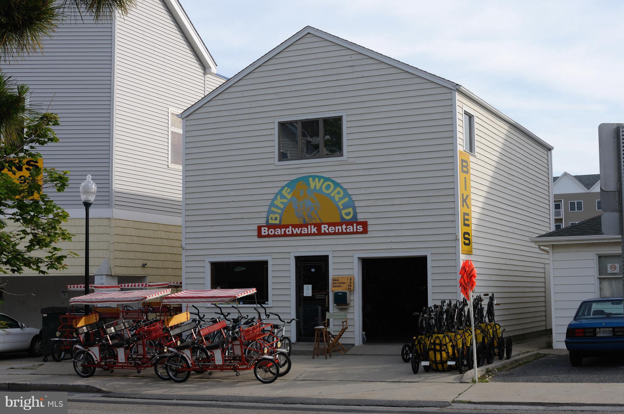 6 CAROLINE STREET, OCEAN CITY, MD 21842