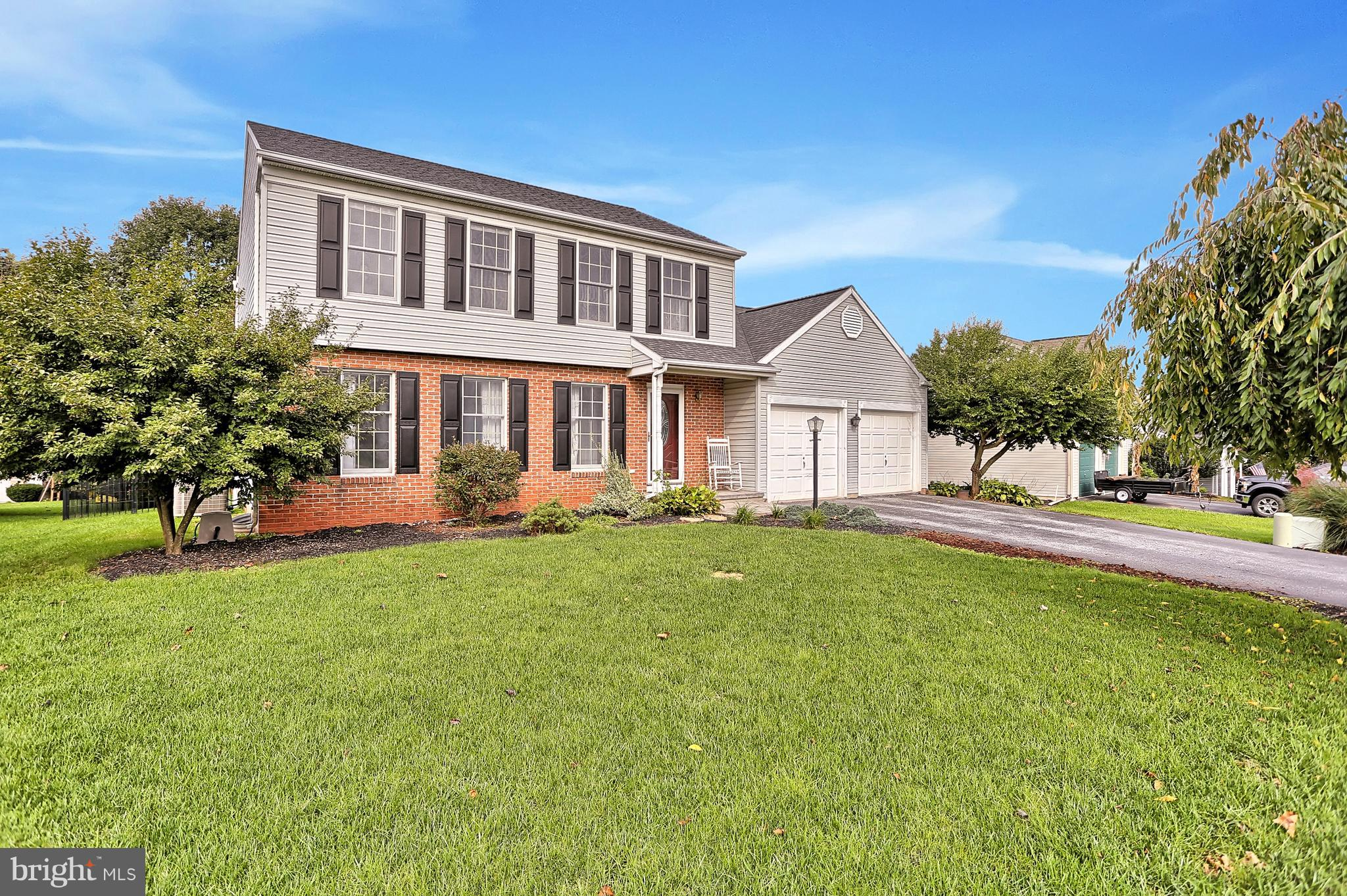 45 RIDGEVIEW DRIVE, ETTERS, PA 17319