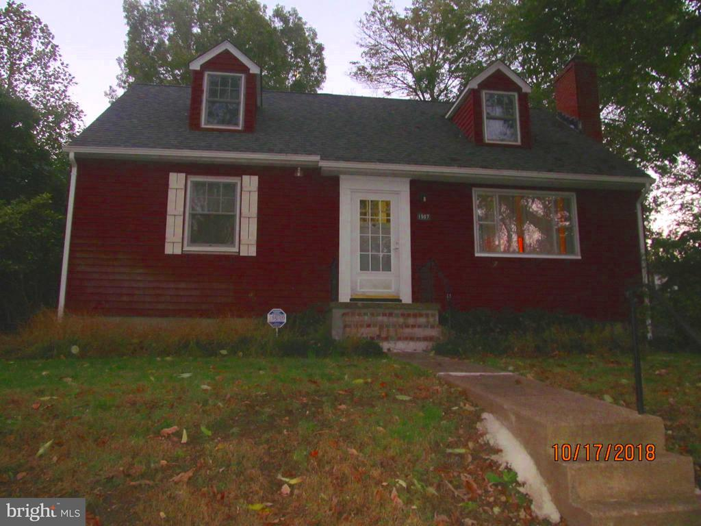 PRICE IMPROVED!! LOVELY 4 BEDROOM CAPE COD NESTLED ON A QUIET STREET LOCATED IN MOUNT WASHINGTON!! HOME FEATURES TWO BRAND NEW BATHROOMS,  AN ENCLOSED SIDE PORCH, SPACIOUS LIVING ROOM, WOOD FLOORS, PRIVATE PARKING IN THE REAR OF HOME, 1ST FLOOR BEDROOM, BEAUTIFUL BACK YARD AND MORE! LOCATED CLOSE TO ALL AMENITIES!! MUST USE LONG AND FOSTER APPLICATION AND LEASE! $55.00 APPLICATION FEE PER EACH ADULT 18 AND OLDER! CERTIFIED FUNDS!
