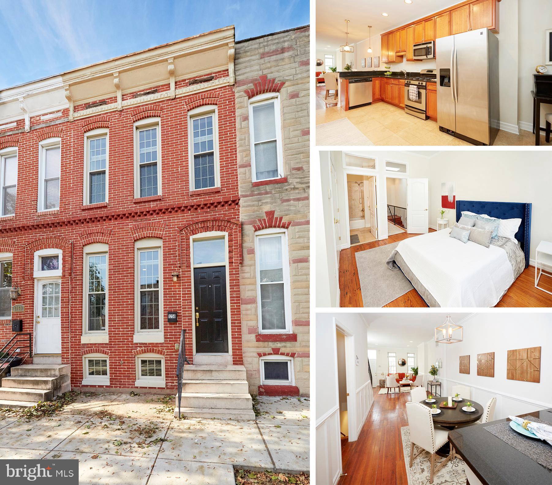 1258 JAMES STREET, Baltimore, MD 21223