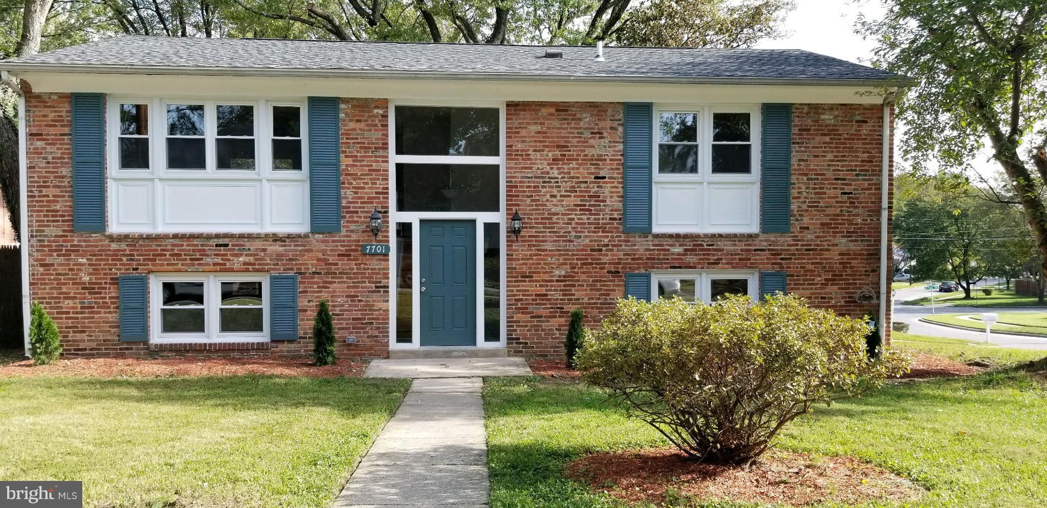 7701 FANWOOD COURT, DISTRICT HEIGHTS, MD 20747