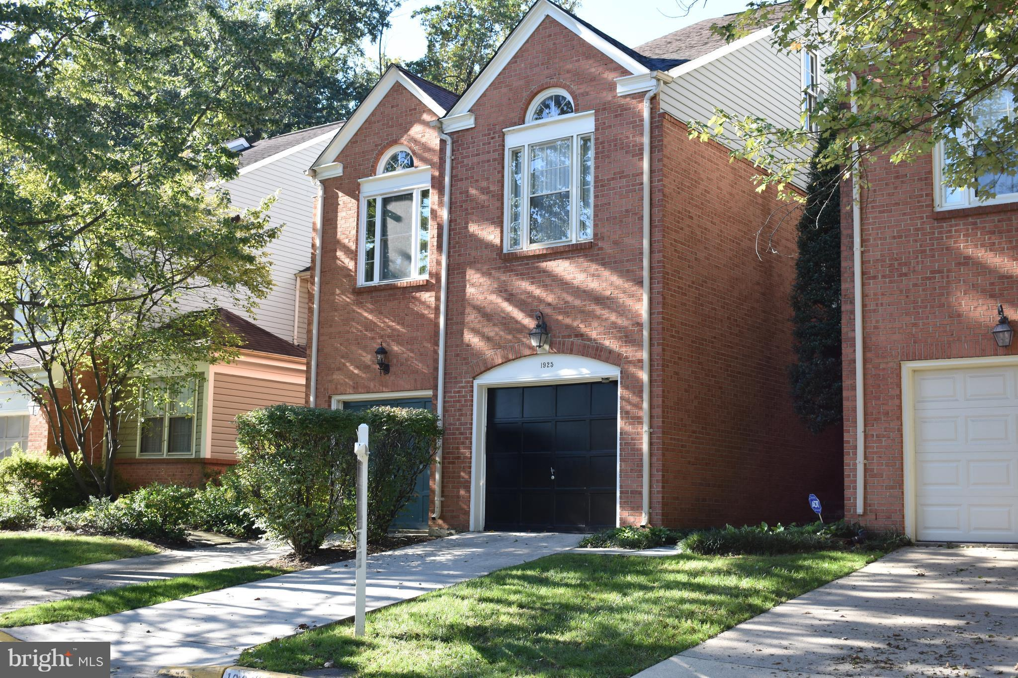 Take another look! Property has been significantly improved from the prior listing. Wonder location near metro, Old Town Alexandria and major shopping. Popular community of Belle Haven on the Green. Refinished hardwood floors on the main level. Fresh paint thru-out. New carpet on  upper levels. Perfect den/study/office on upper level loft. Living room fireplace. Rear fenced patio.