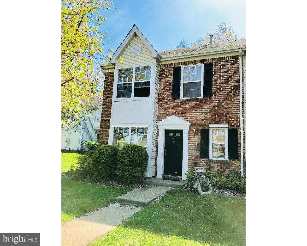 129 LINDSEY COURT, FRANKLIN PARK, NJ 08823