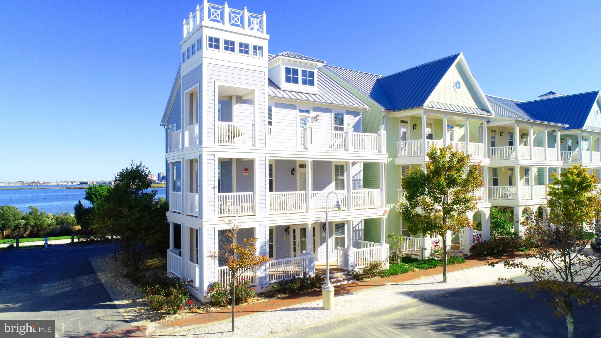 42 SEASIDE DRIVE 42, OCEAN CITY, MD 21842