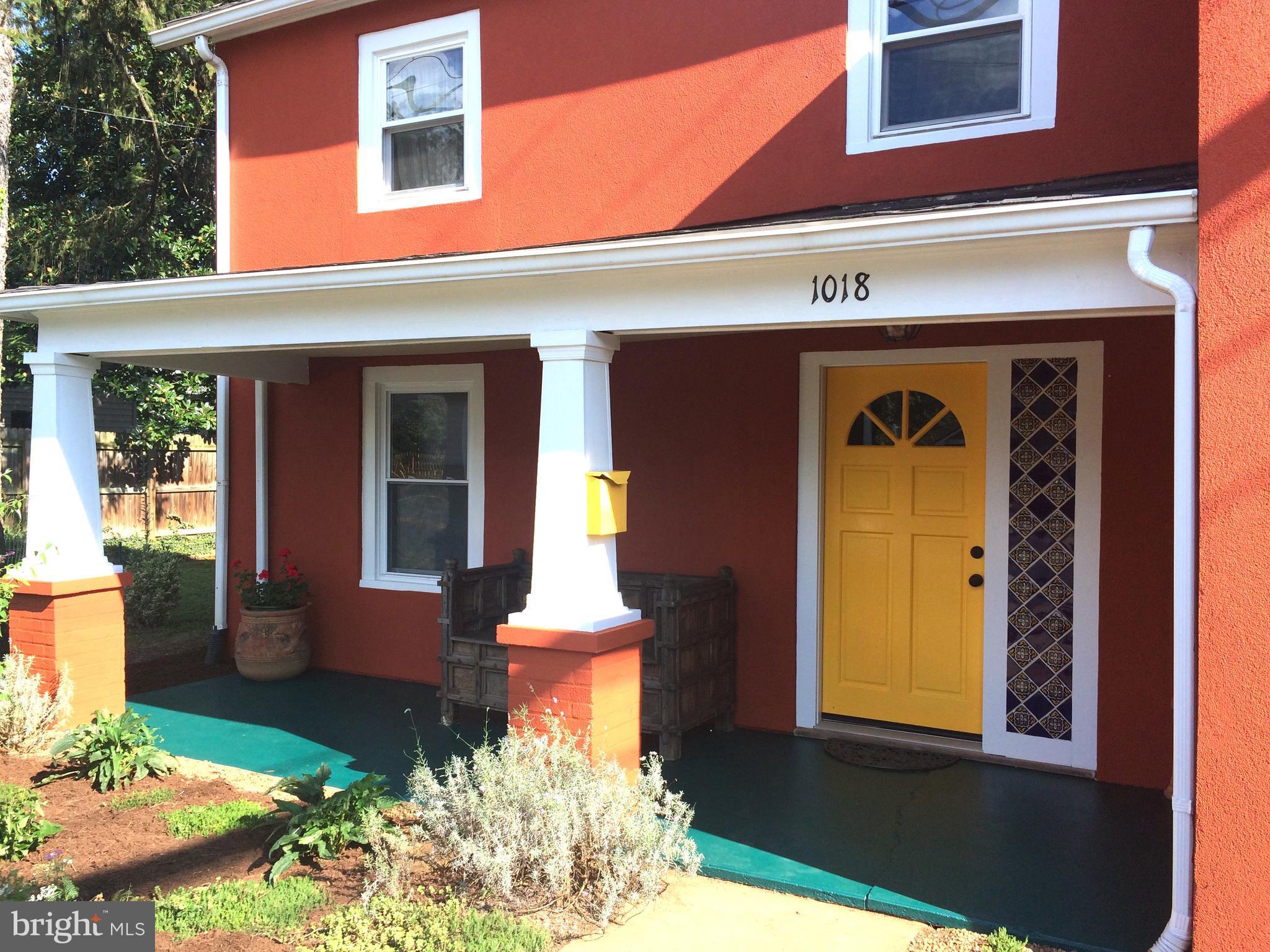 1018 AVON STREET, CHARLOTTESVILLE, VA 22902