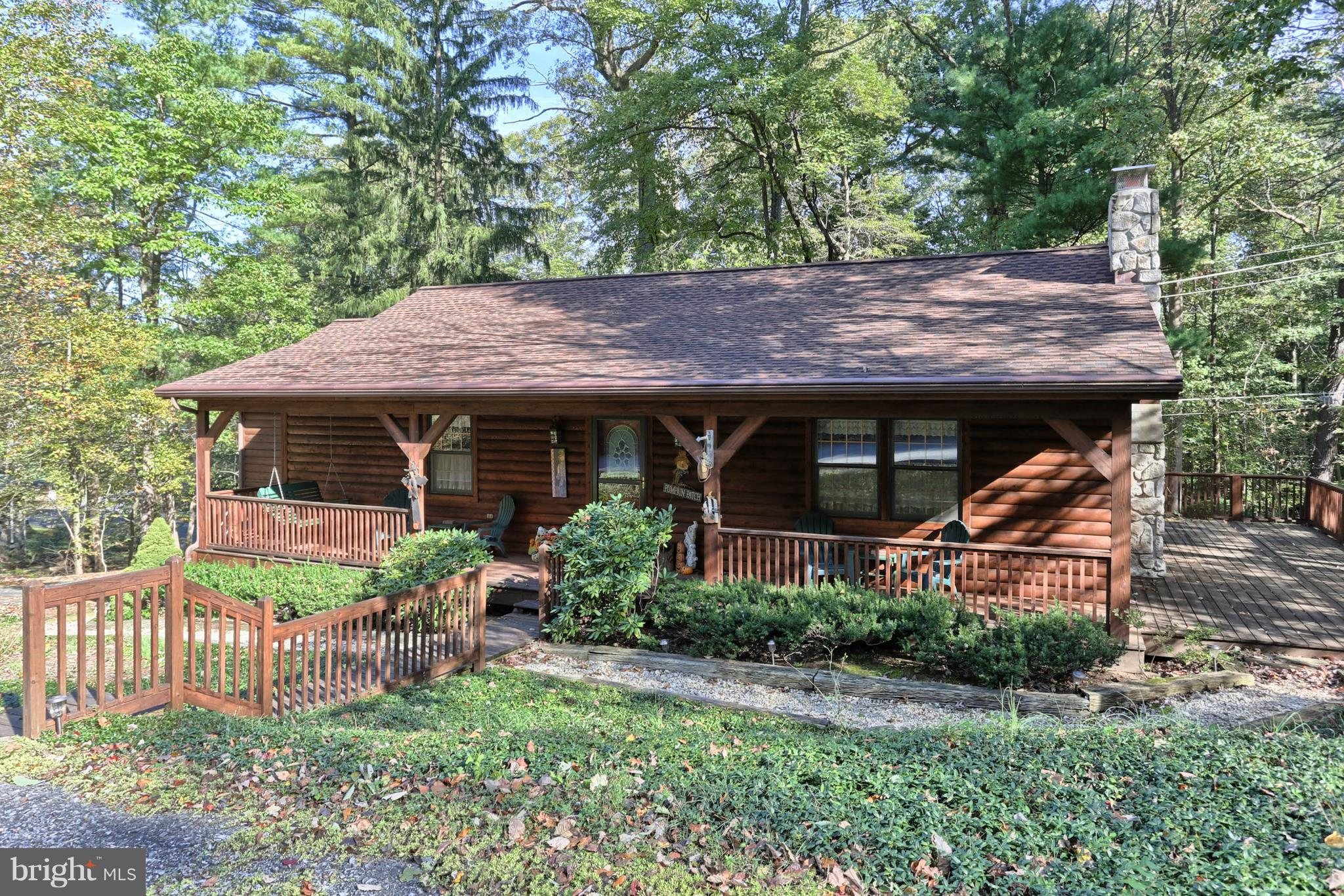 308 OLD MOUNTAIN ROAD, MT GRETNA, PA 17064