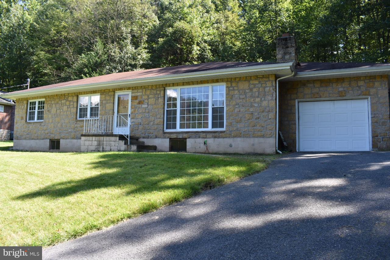 528 PINE RIDGE ROAD, BEDFORD, PA 15522