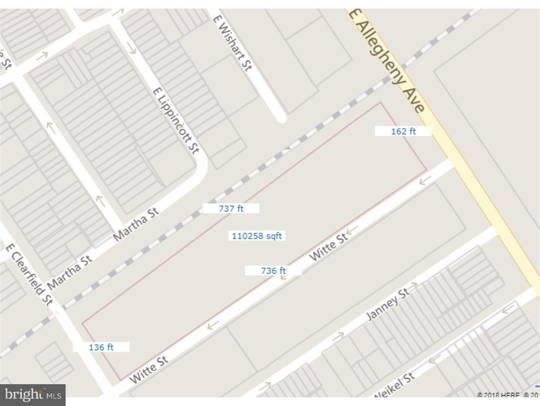 3100-98 WITTE STREET, PHILADELPHIA, PA 19134