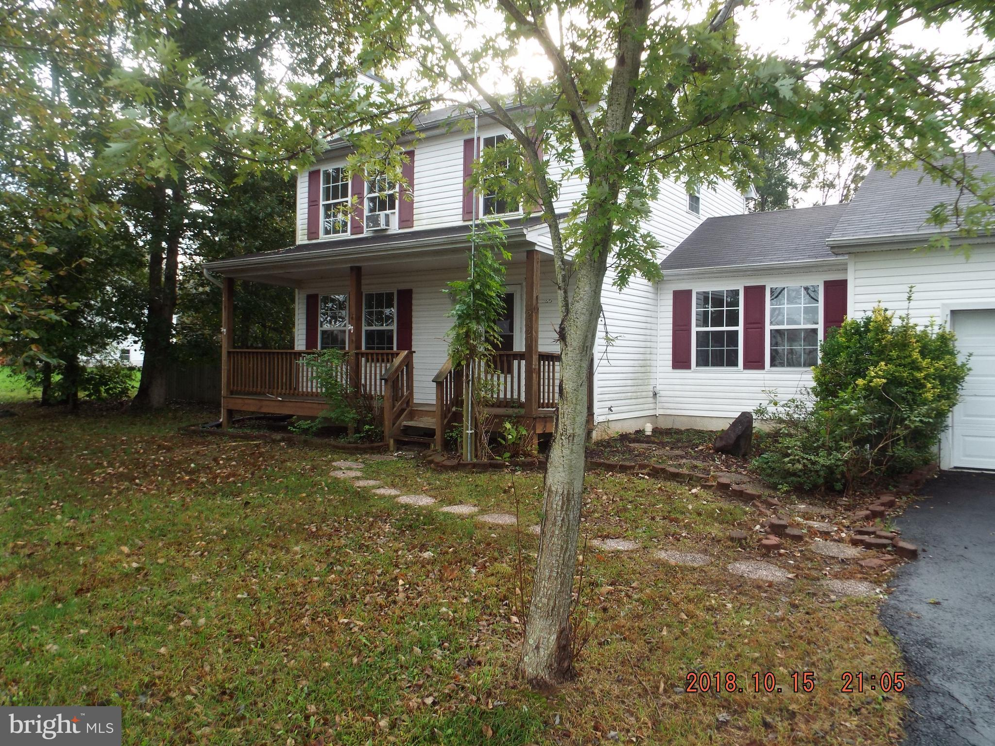 12421 LUCKY HILL ROAD, REMINGTON, VA 22734
