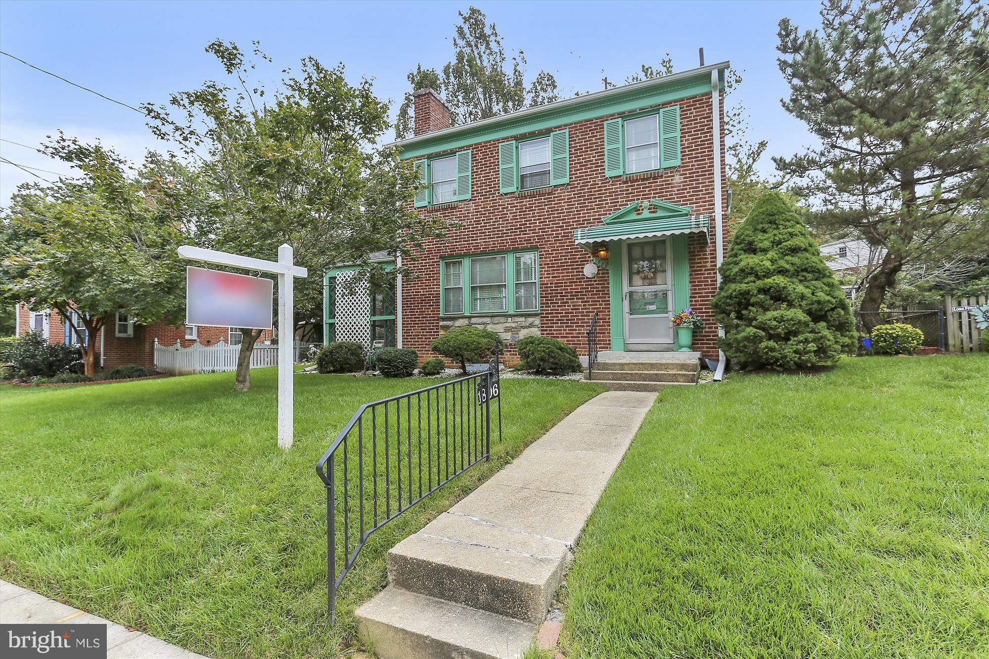 1806 AUGUST DRIVE, SILVER SPRING, MD 20902