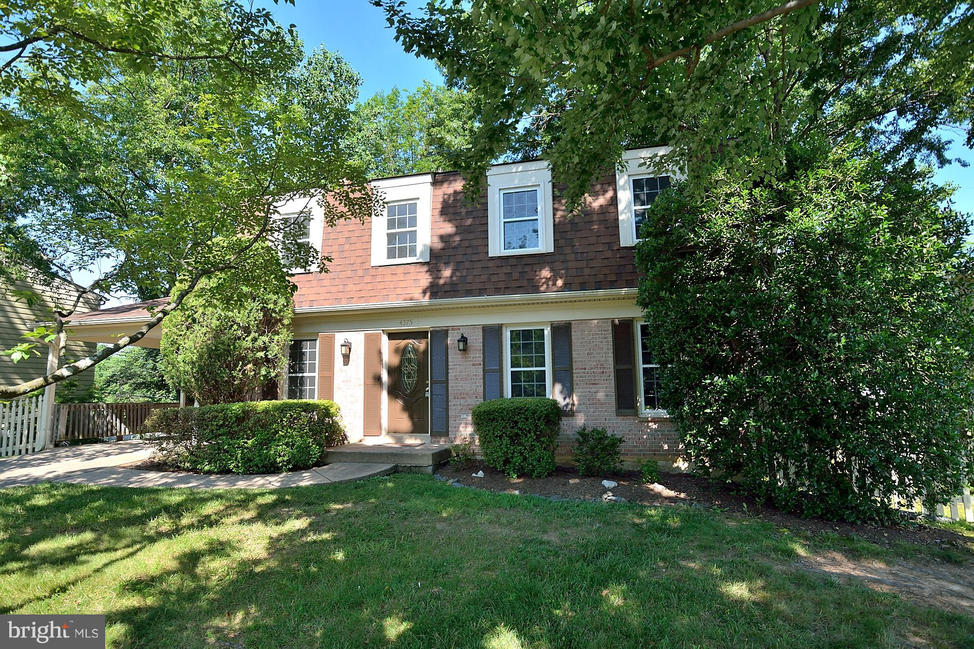 4375 FARM HOUSE LANE, FAIRFAX, VA 22032
