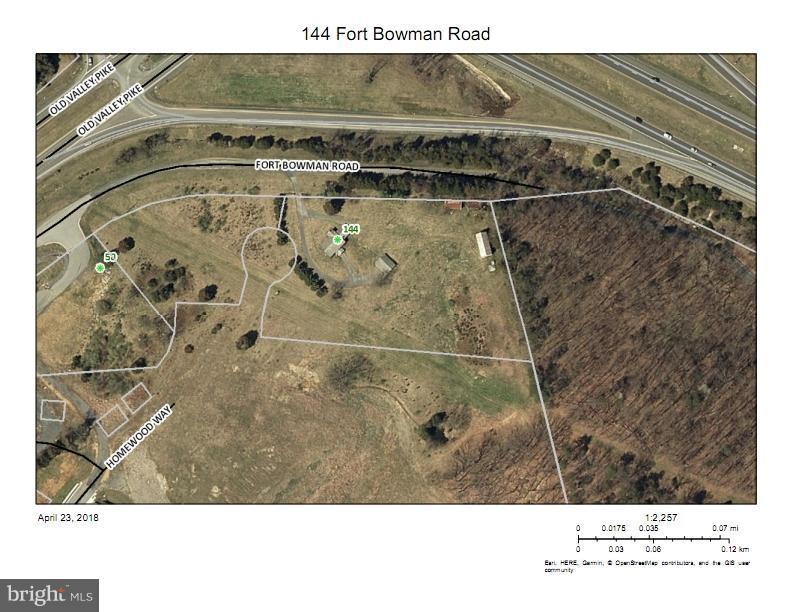 144 FORT BOWMAN ROAD, STRASBURG, VA 22657
