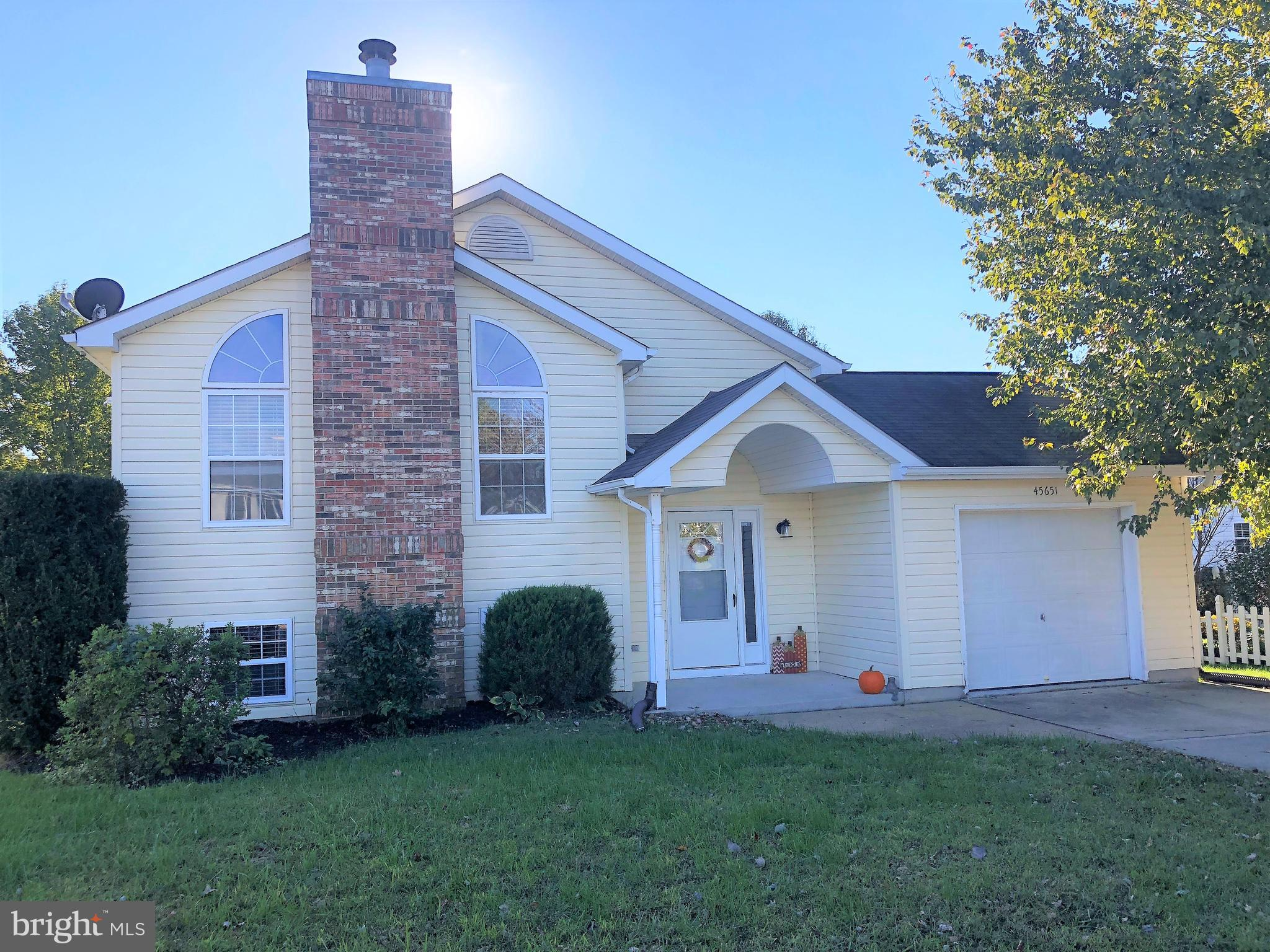 45651 CENTERVIEW LANE, GREAT MILLS, MD 20634