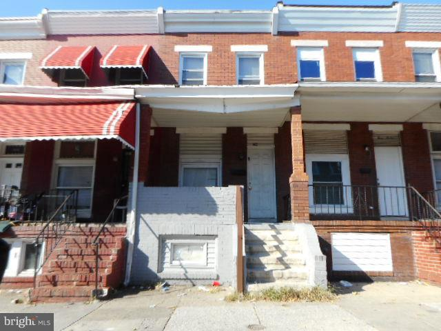 Large 3 Bedroom home with brick porchfront, updated furnace, new water heater, 100 amp breaker service, updated PVC plumbing and more,  Long term section 8 tenant paying $1335. Tennant has been in the home over 10 years and is a pillar of the community. Owner liquidating several homes. Tenant pays BGE, Owner pays water bill.  Mus close with clearview settlement solutions and receive a $250 closing credit.   All offers must have proof of funds, copy of deposit and all required addenda. 24 hours for showings.