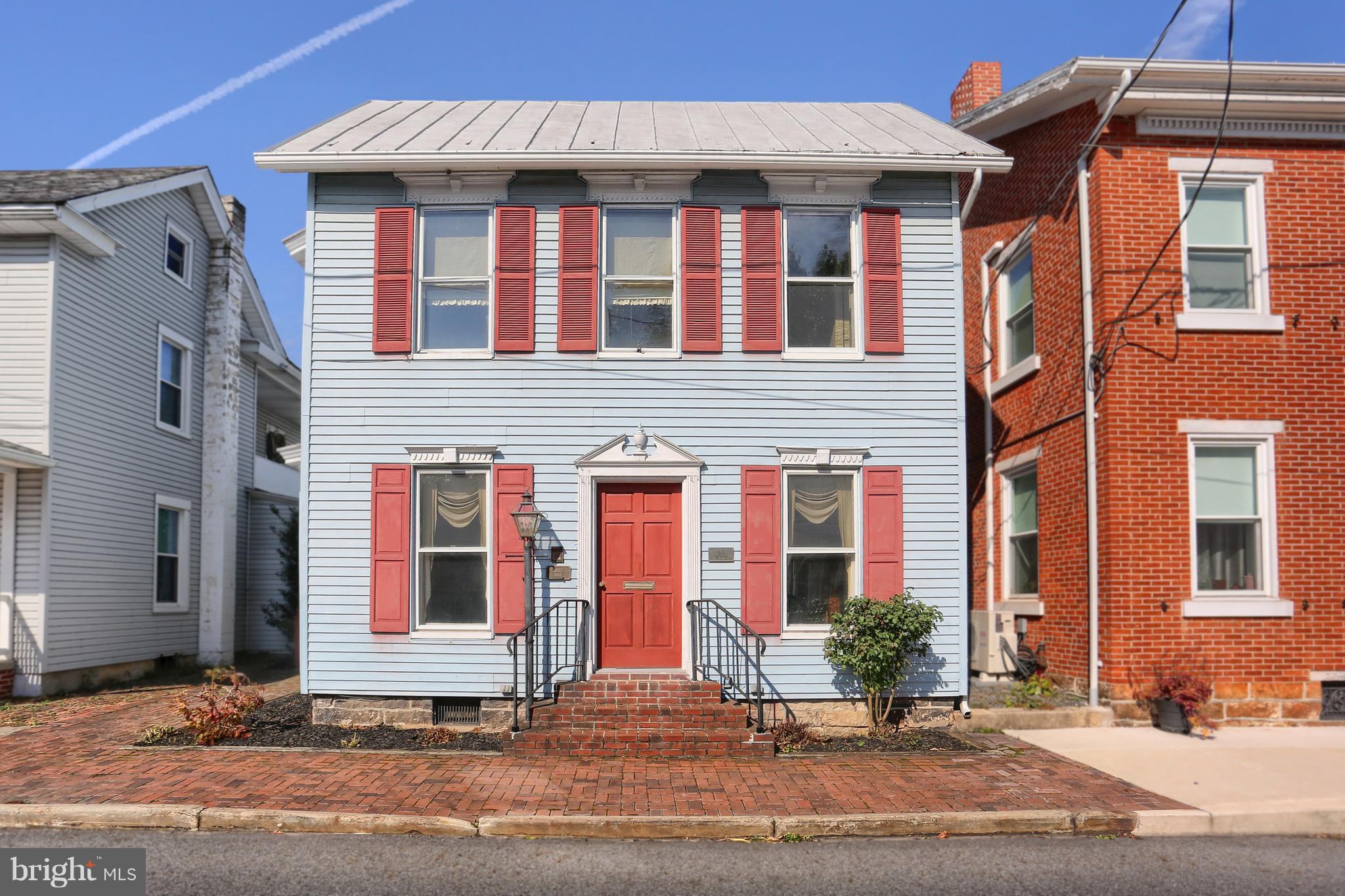411 NORTH STREET, MILLERSBURG, PA 17061