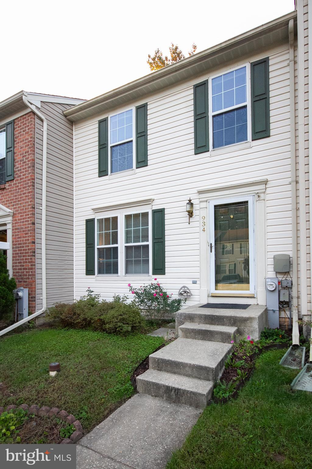 934 CHESTNUT WOOD COURT, CHESTNUT HILL COVE, MD 21226