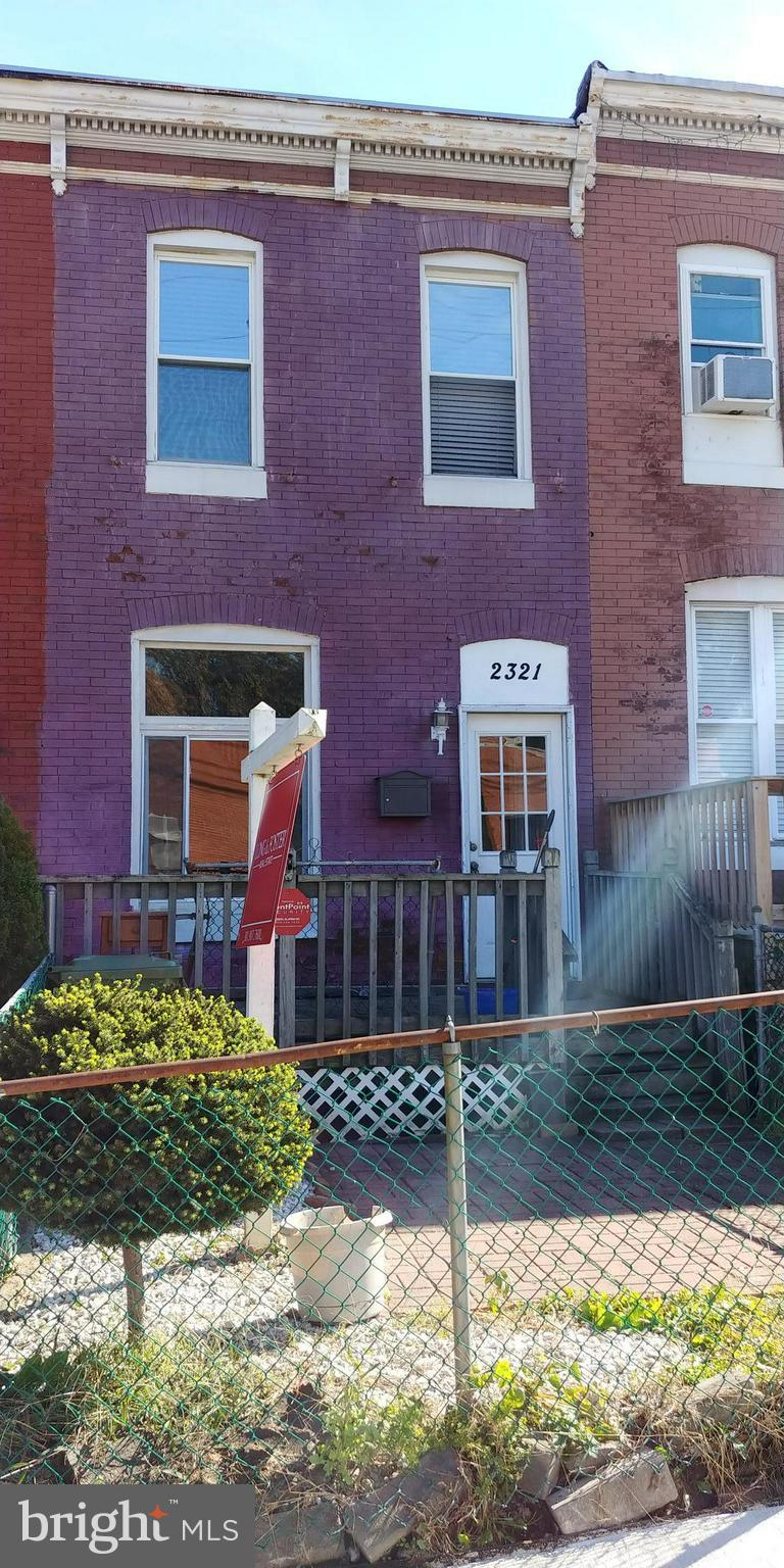 2321 WASHINGTON BOULEVARD, BALTIMORE, MD 21230