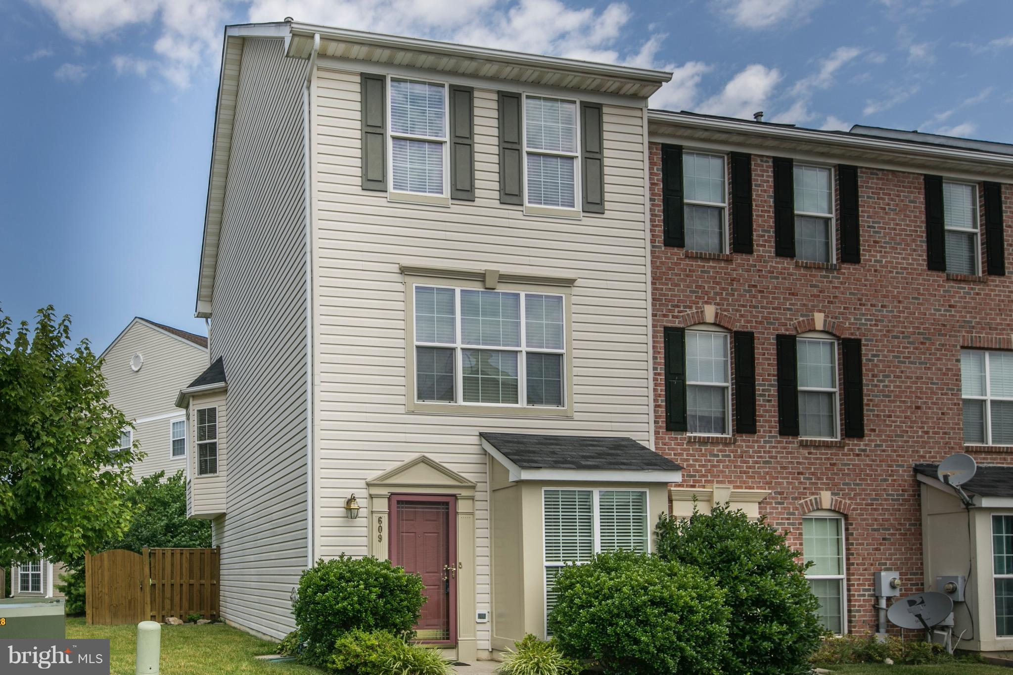 609 HOLLOWSTONE ROAD, FREDERICK, MD 21703