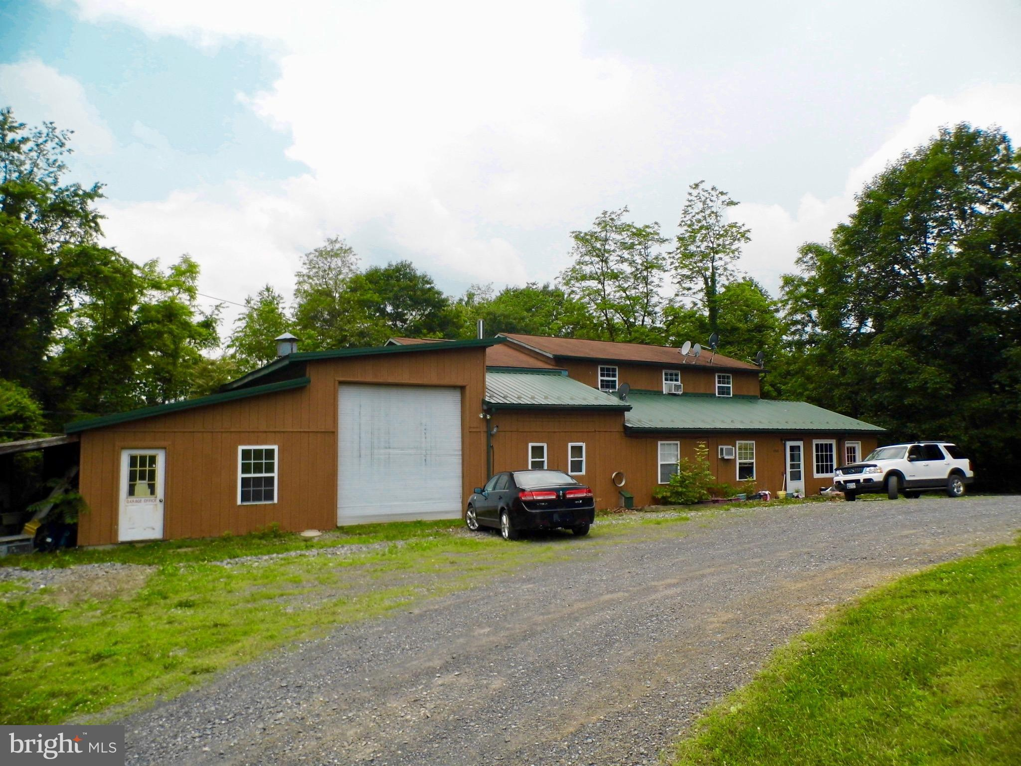 13507 BLACK VALLEY ROAD NE, FLINTSTONE, MD 21530