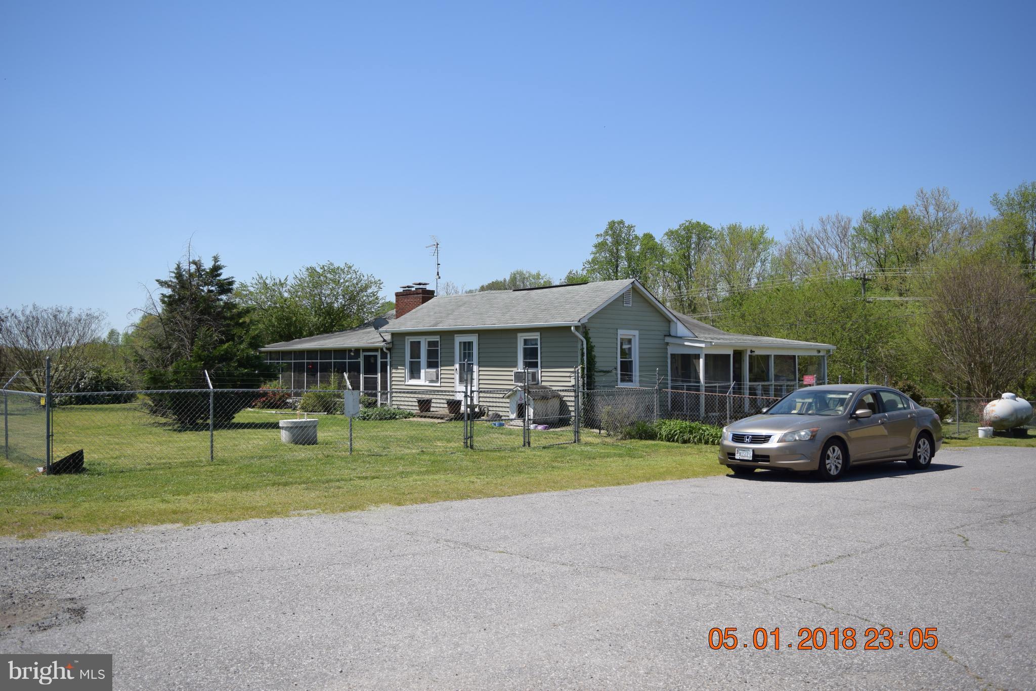 6136 JEFFERSON DAVIS HIGHWAY, WOODFORD, VA 22580