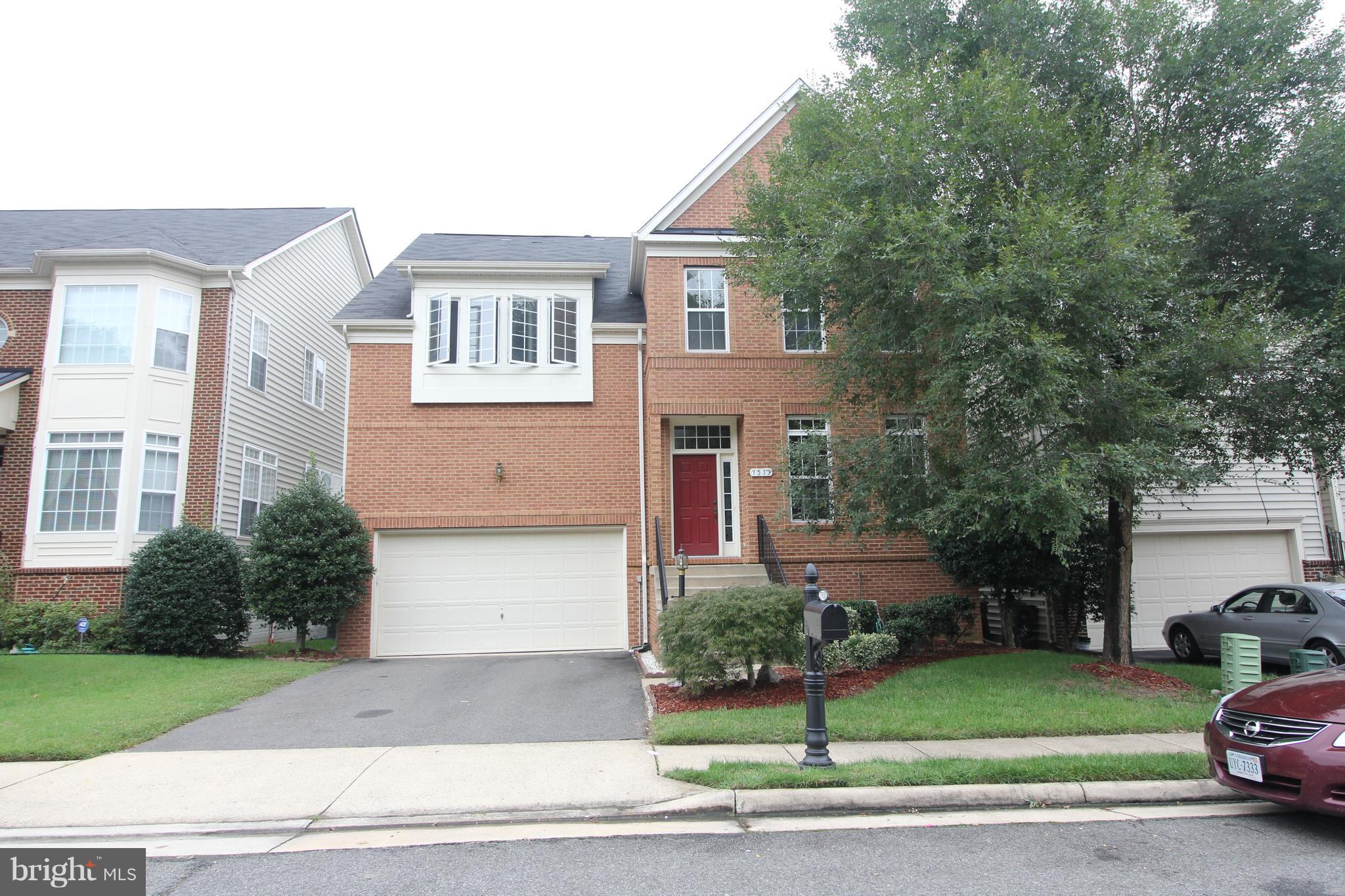 HUGE 4 BR ONLY 3 MI FROM OLD TOWN 6 MI TO DC. INCLUDES HRDWD FLS, CUSTOM WD BLINDS, UPGR APPL. GREAT FOR A FAMILY AND ENTERTAINING. SEP FRML DIN RM, LARGE FAM RM MASSIVE MSTR STE. NEW STOVE COOK W/ GAS IN THE KITCH OR ON THE GRILL ON THE NEW LIGHTED TREX DECK. FLASH PAINT 2 CAR GRG, PRVCY FENCE IN BACK FOR YOUR PUPPY! SUMMERS BY THE COMM. POOL! OPEN  SUN10/7 2-4PM