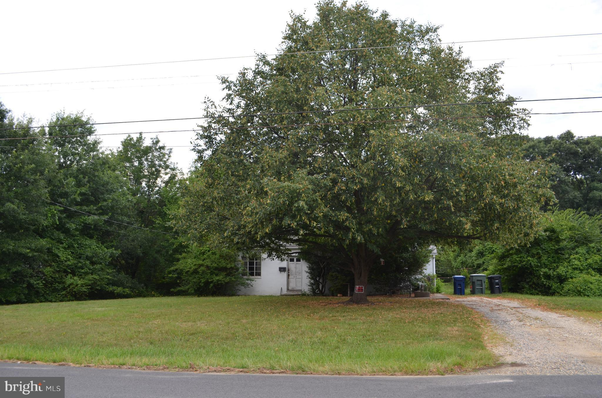 Value is in the LAND. Rare, exceptional opportunity and potential on 0.52 acre LOT in Alexandria! Located inside the Beltway, off Seminary Rd,1/2 mile fr I-395, quick access to Rte 7, mins to DC, Arlington, Falls Church. Bring your builder & build your dream mansion. House on lot AS-IS. WATER & GAS avail.