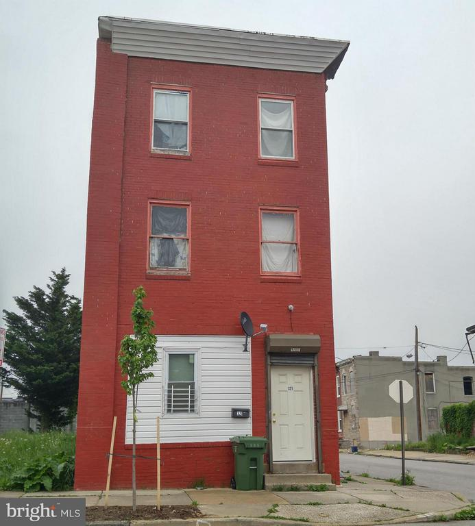 Check out this renovated stand alone row home that has been converted to 2 Three bedroom apartments 1 One bedroom apartment with new kitchens , bathrooms, hot water heaters , plumbing, electrical  and much more ...make your appointment today Seller motivated!
