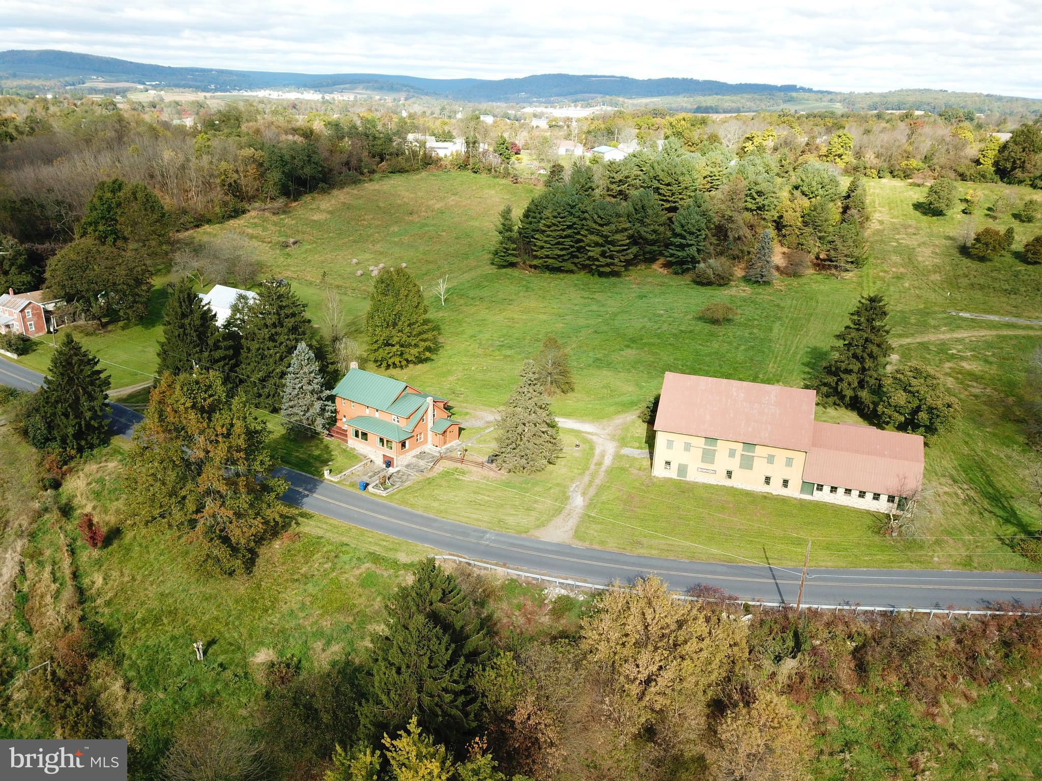 214 BULL VALLEY ROAD, ASPERS, PA 17304