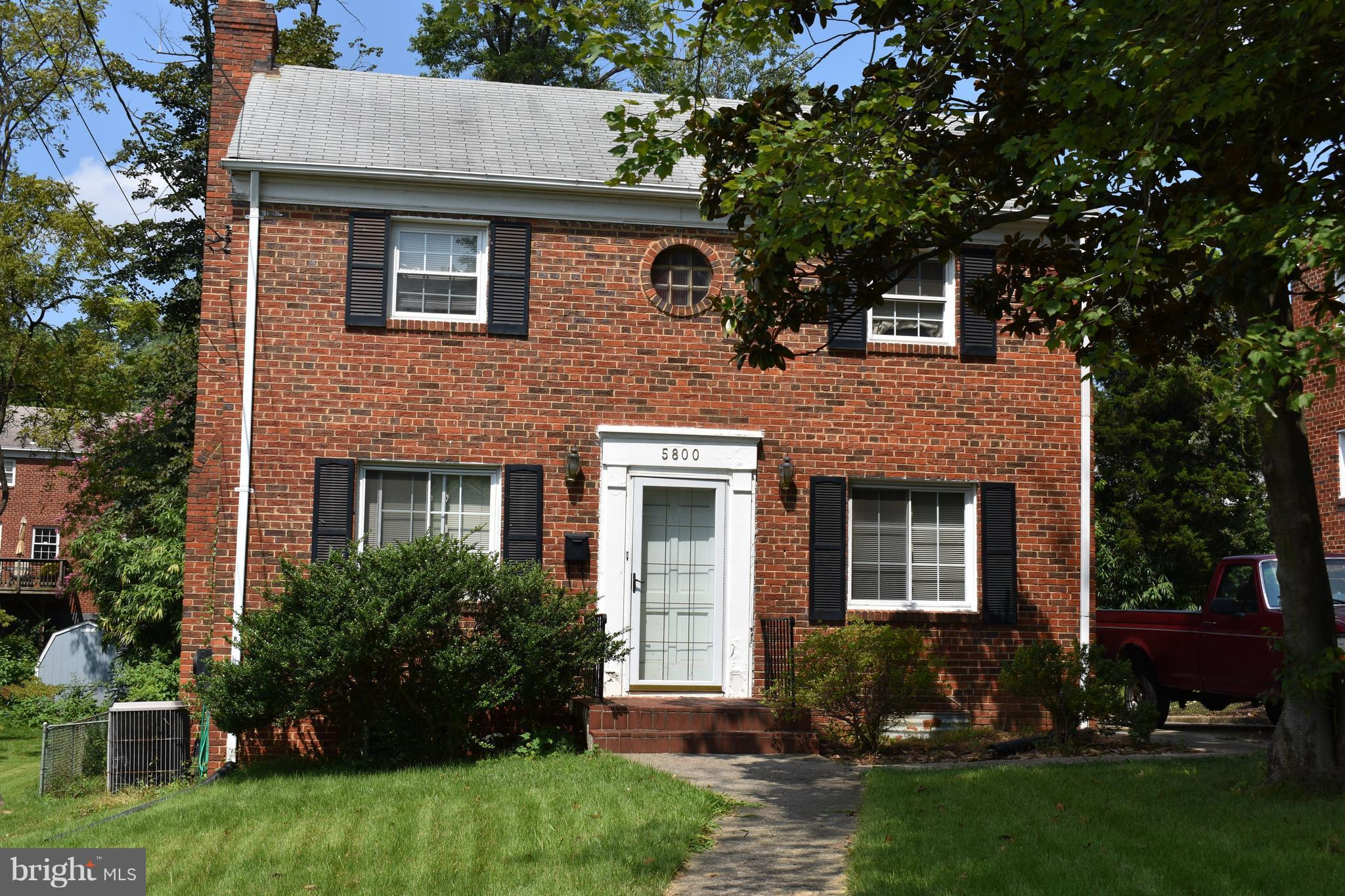 5800 CARLYLE STREET, CHEVERLY, MD 20785
