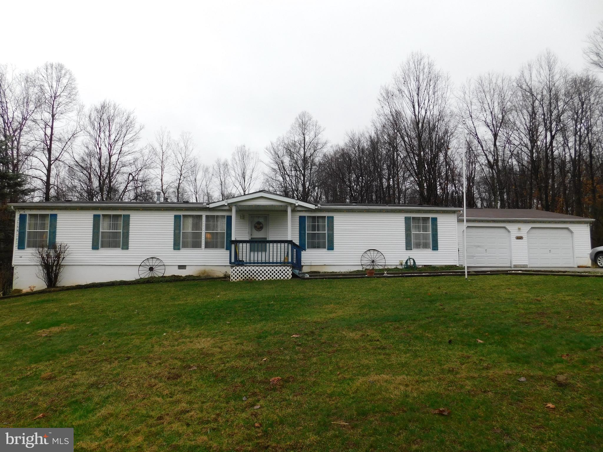 219 PLEASANT VALLEY DRIVE, REEDSVILLE, WV 26547