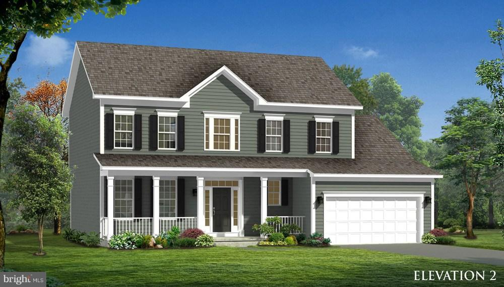 0 STRATHMORE WAY NOTTINGHAM PLAN, MARTINSBURG, WV 25402