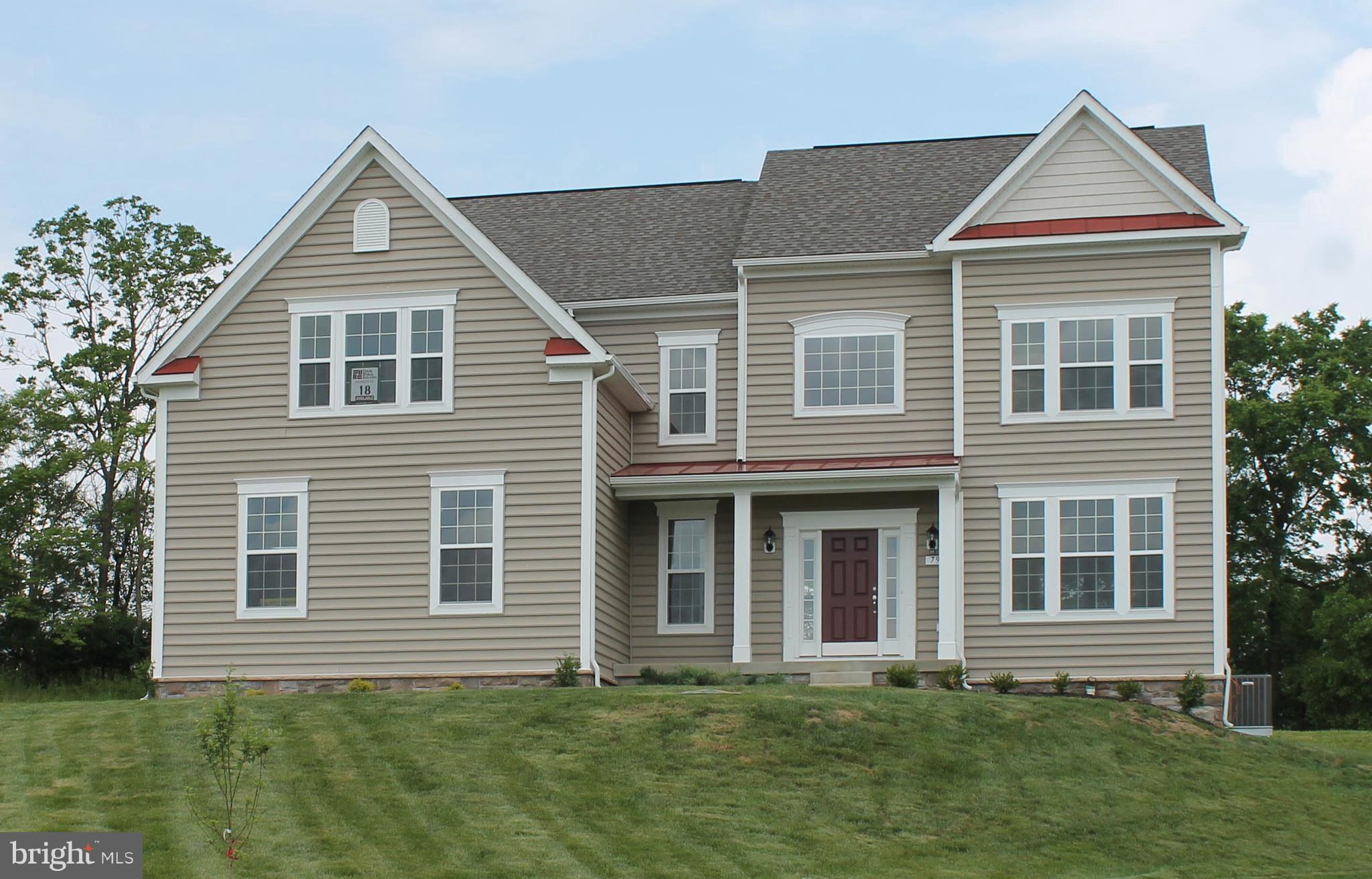 0 STRATHMORE WAY OAKDALE PLAN, MARTINSBURG, WV 25402