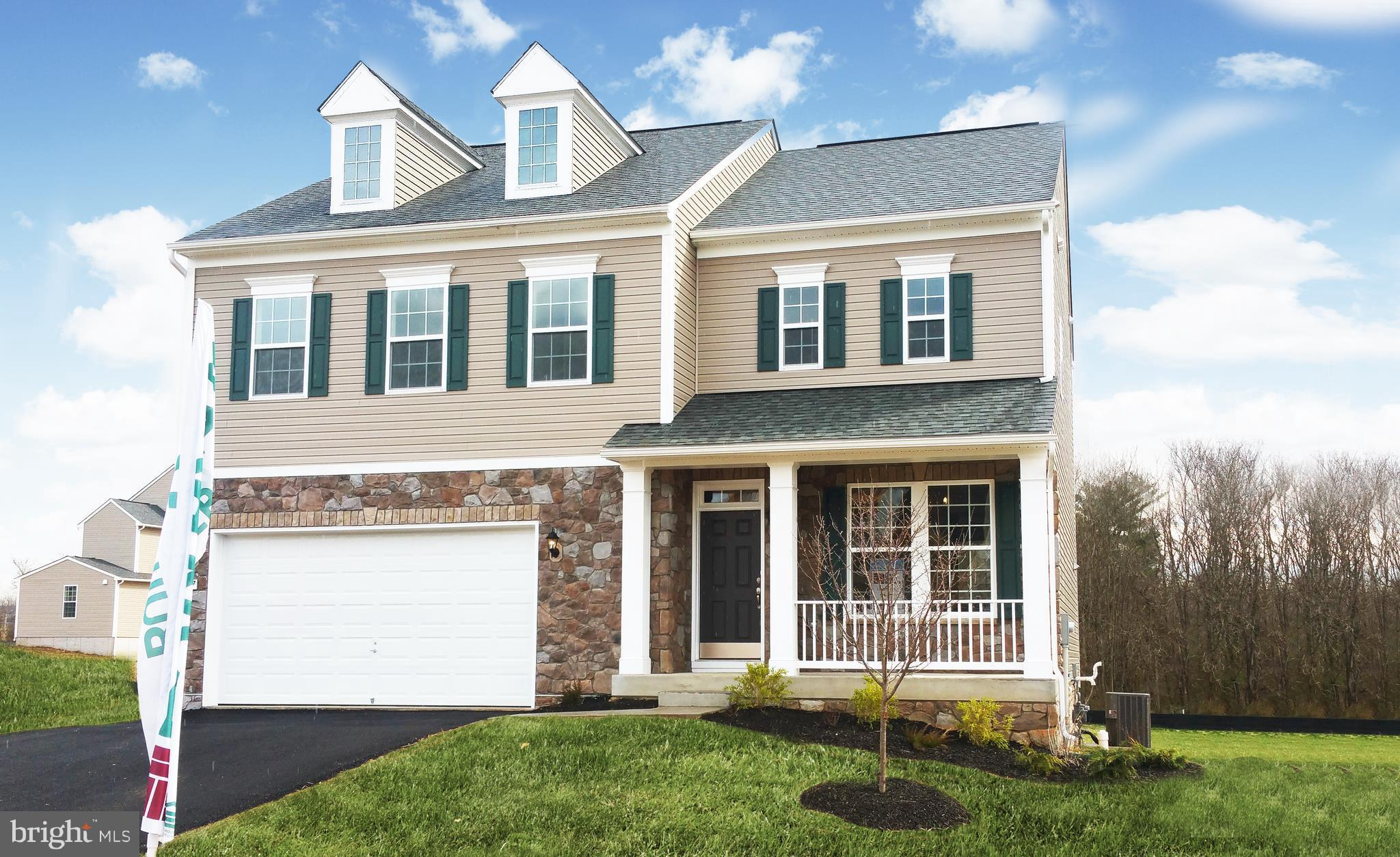 0 STRATHMORE WAY BRISTOL PLAN, MARTINSBURG, WV 25402
