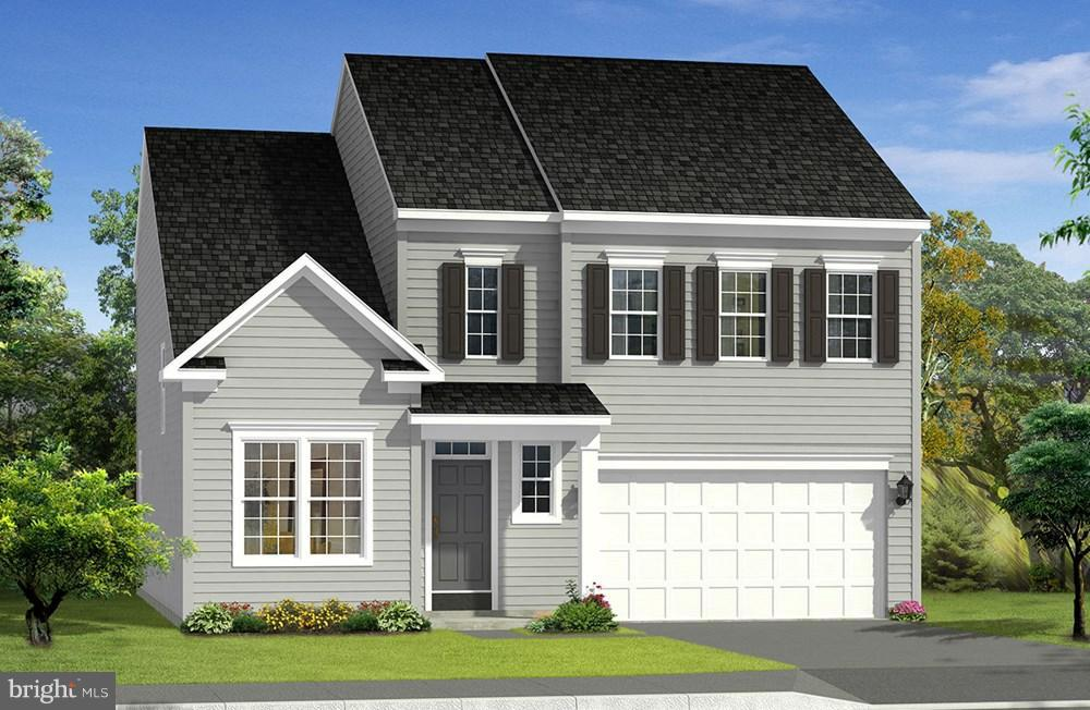 0 STAGER AVENUE CONCORD PLAN, FALLING WATERS, WV 25419