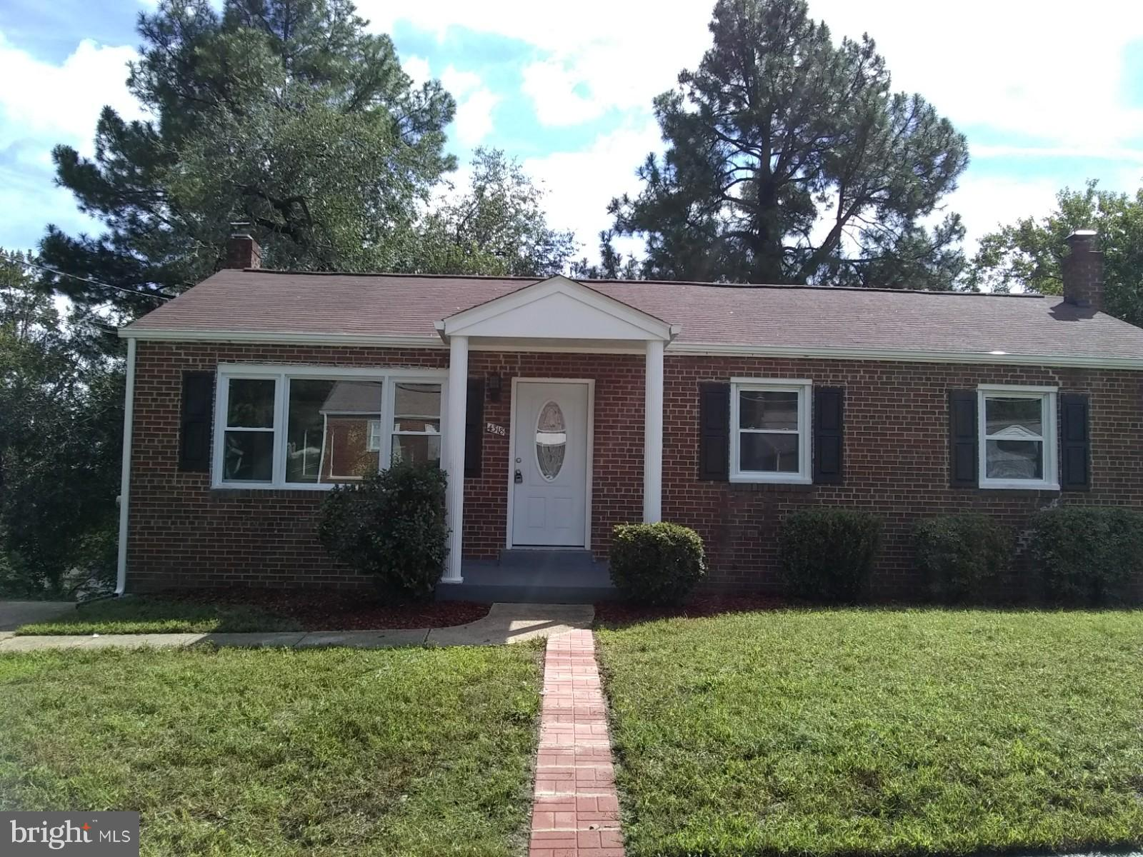 4318 OXFORD DRIVE, SUITLAND, MD 20746