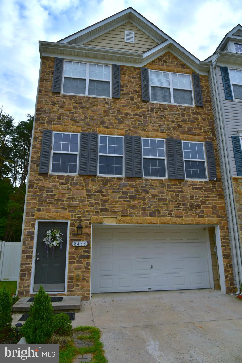 8433 WINDING TRAIL, LAUREL, MD 20724